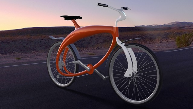 ecobike pedali in asse 2