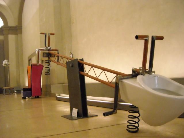 Fuoriluogo wchairs np architetti - Chiessi e fedi arredo bagno ...
