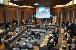 New Sesto Fiorentino City Hall opening video