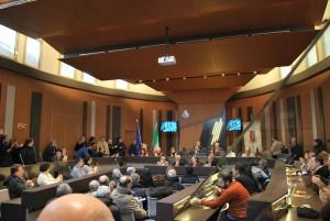 Video inaugurazione della nuova Sala Consiliare di Sesto Fiorentino