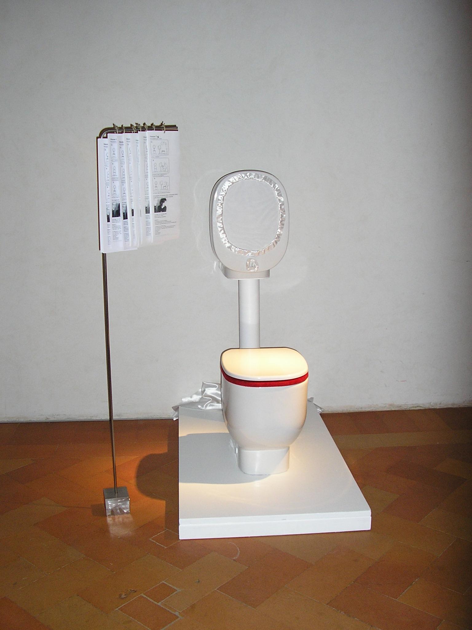 Archivio 18 12 2008 fuoriluogo house c inaugurazione mostra np architetti - Chiessi e fedi arredo bagno ...