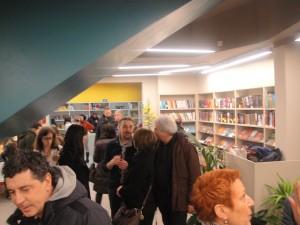 New Libreria Rinascita opening