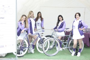 New ACF Fiorentina Official Bicycle